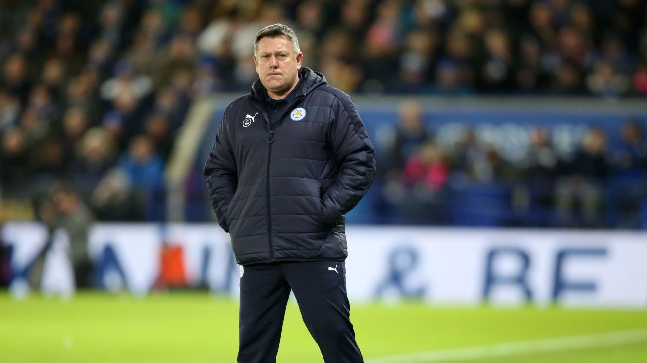 Craig Shakespeare is in interim charge of Leicester following Claudio Ranieri's dismissal.