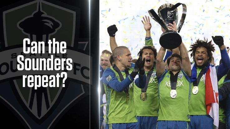 Seattle Sounders 22 Questions