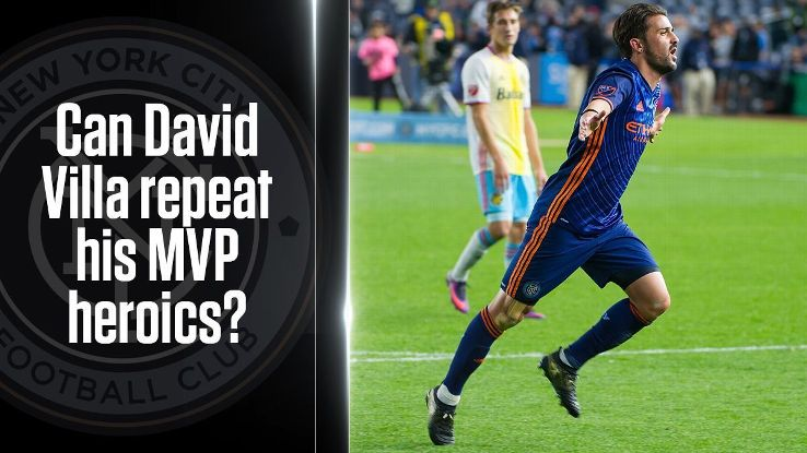 NYCFC 22 Questions