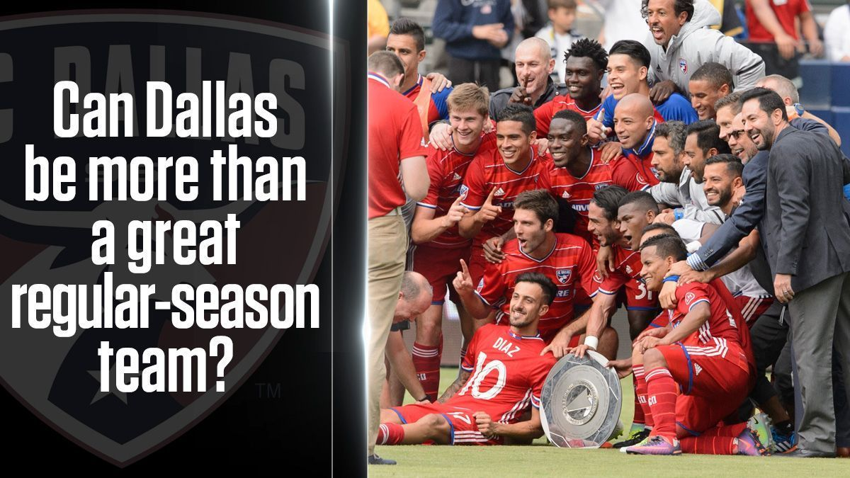 FC Dallas 22 Questions