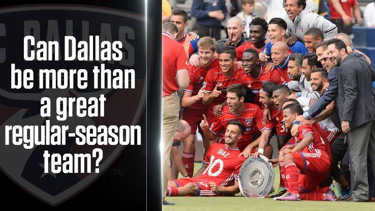 FC Dallas 22 Questions