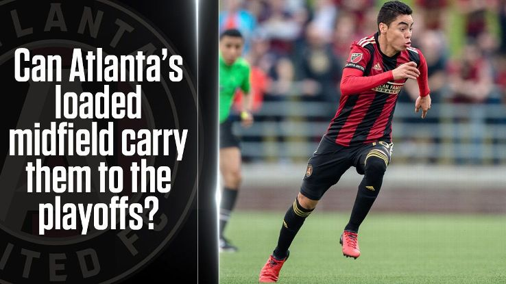Atlanta United 22 Questions