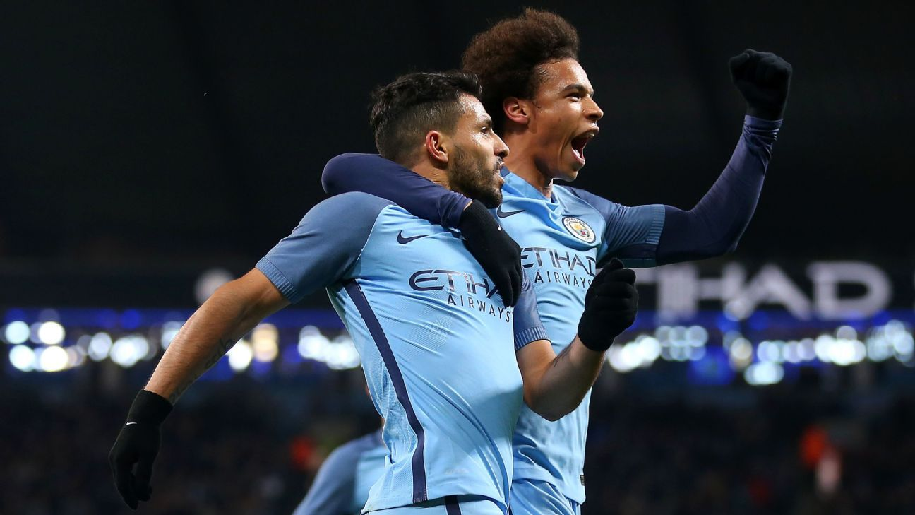 How Many Man City Won The Cup: Manchester City Surge Into Last Eight Of FA Cup Attack