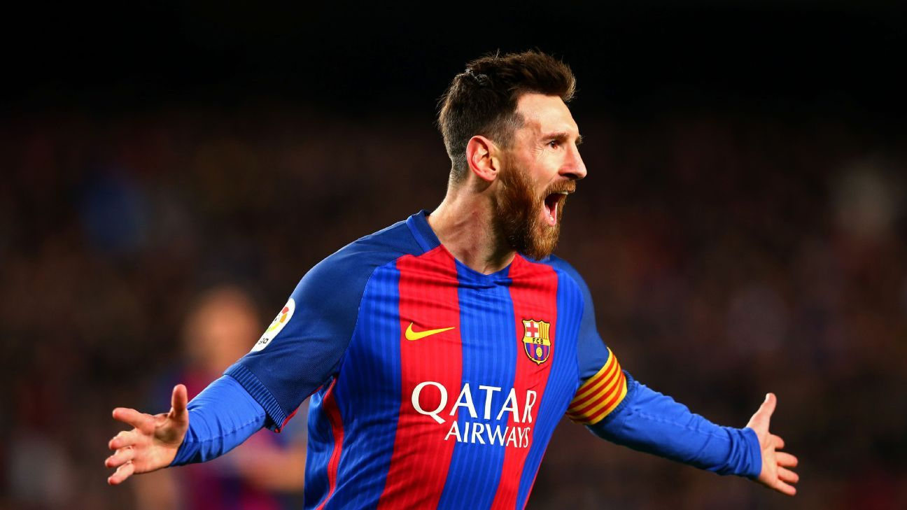 Lionel Messi bags a brace and earns a perfect 10 as Barcelona thrash Celta Vigo