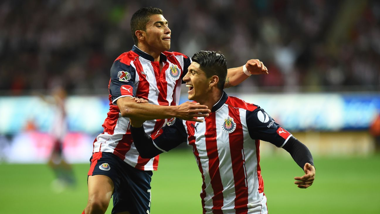 Orbelin Pineda & Alan Pulido