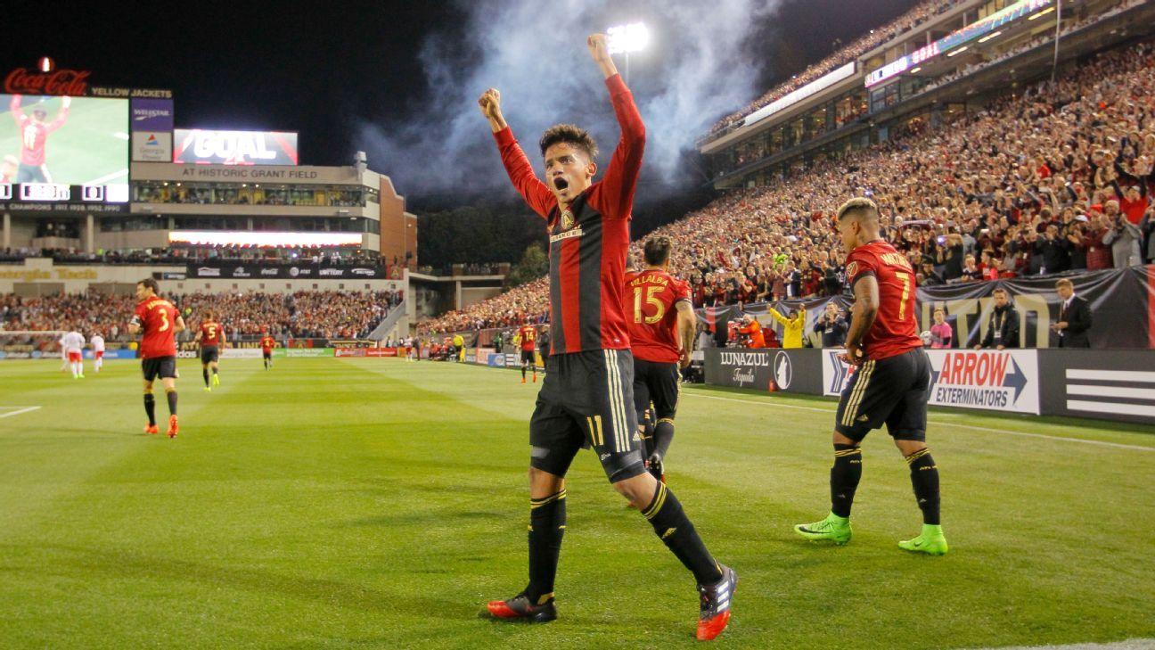D.C. United agrees deals to sign ex-Atlanta midfielder Yamil Asad - sources