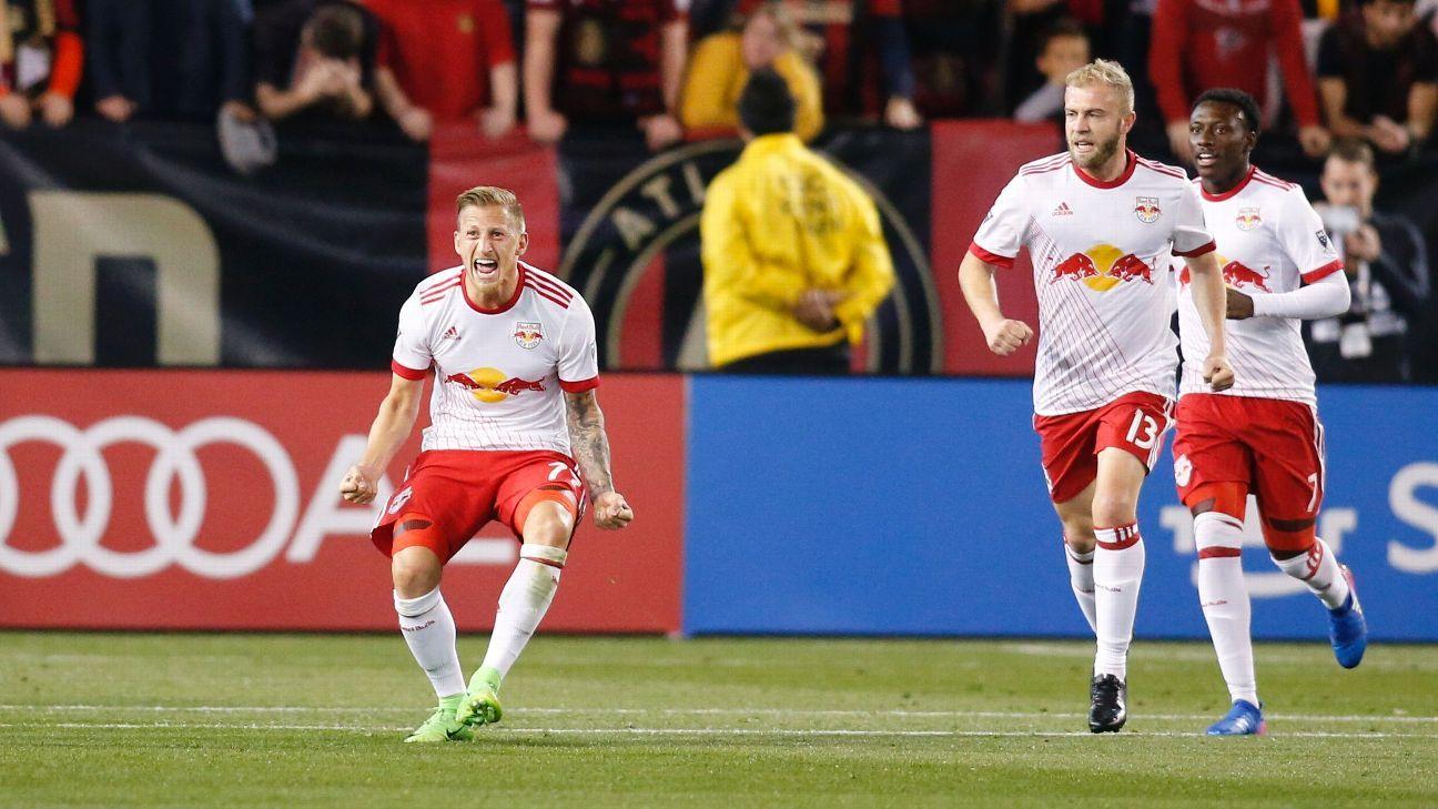 FC Dallas, Sporting KC battle in the West; Red Bulls try to take down Crew