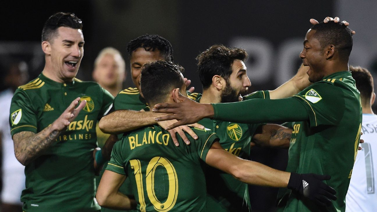 Portland celebrates