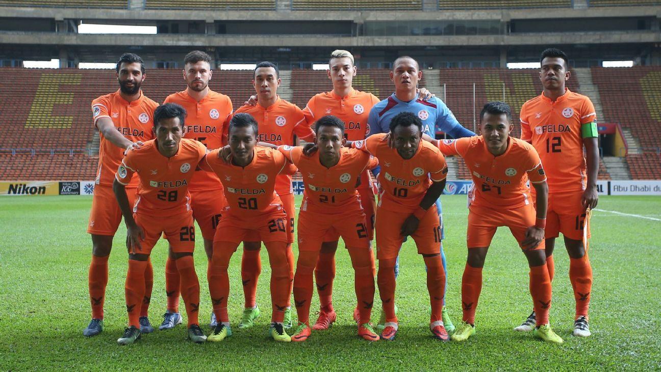 Felda United 2017 team