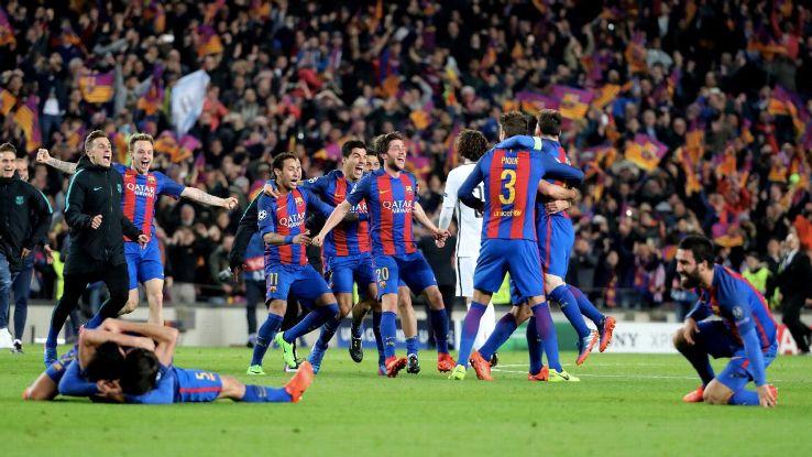 Real Madrid Vs Barcelona Fight