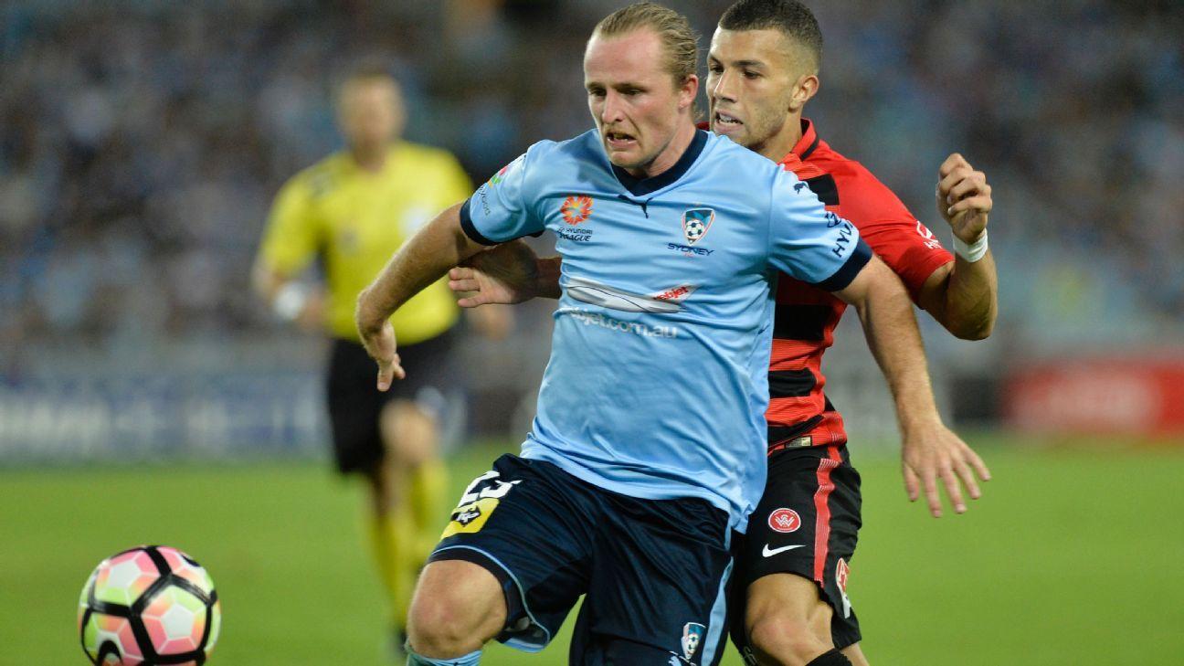 Sydney FC defender Rhyan Grant