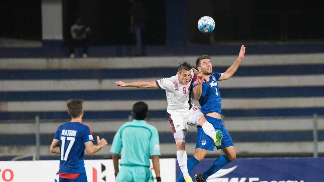 Bengaluru vs Mohun Bagan is turning into one of the fiercest rivalries in Indian football.