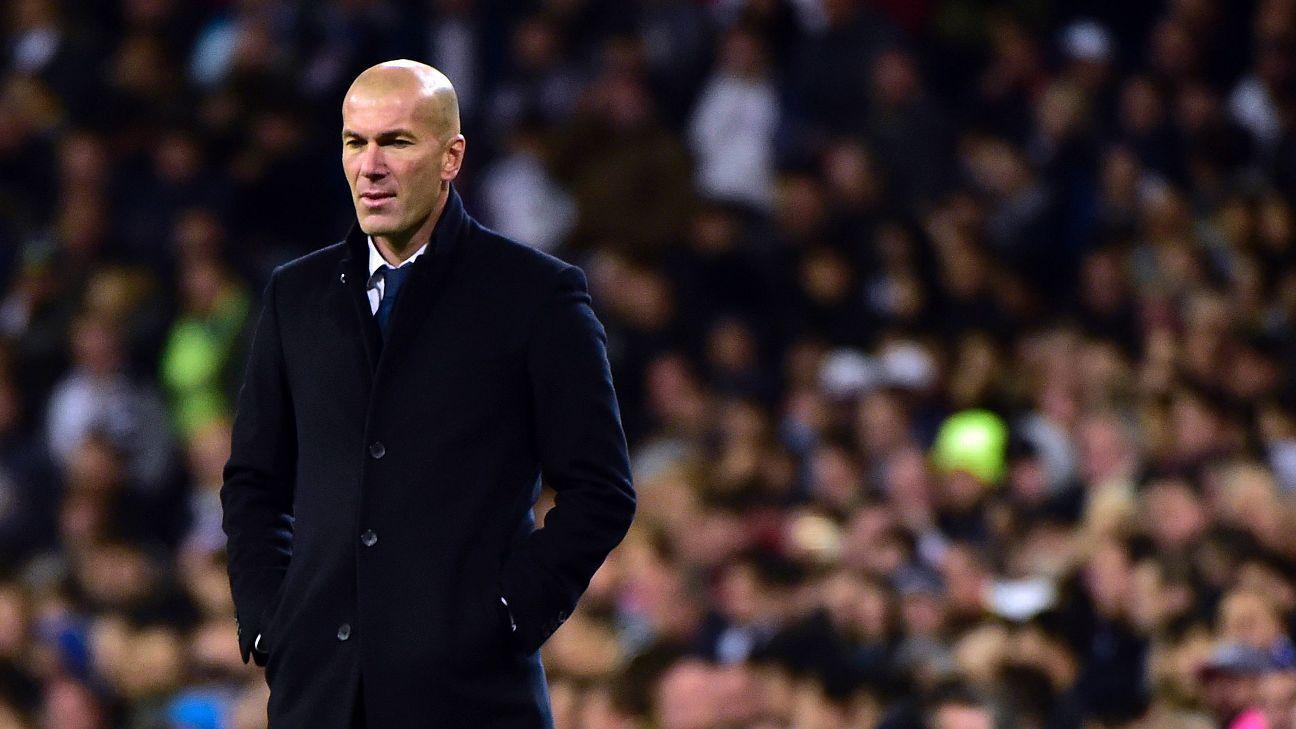 Zidane vs Betis