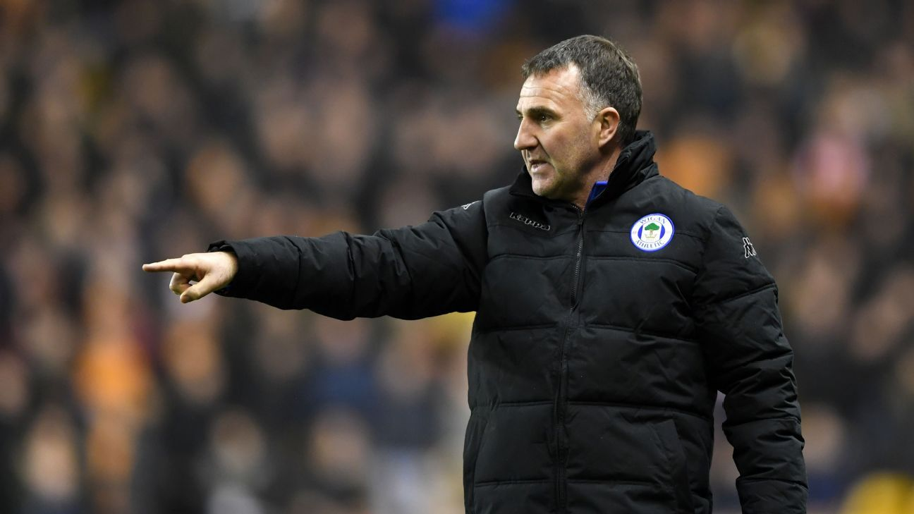Warren Joyce Wigan