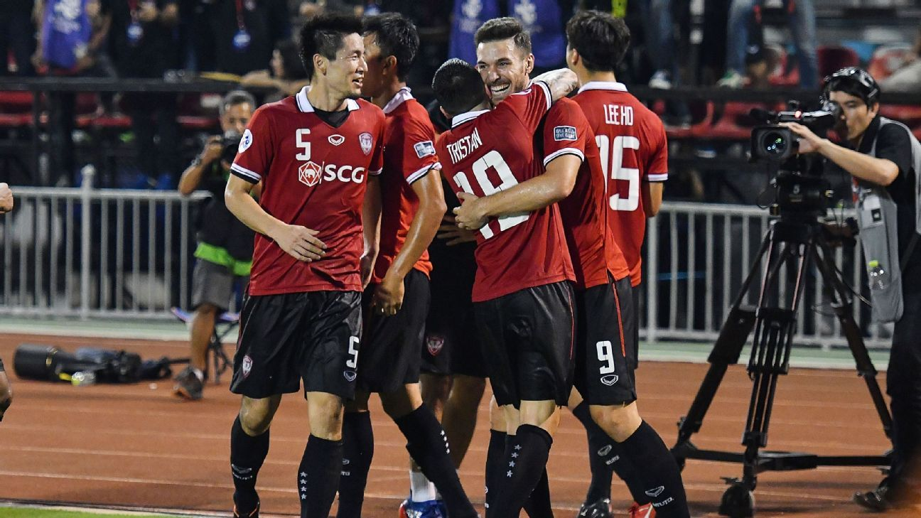 Muang Thong United put on another good showing against Ulsan Hyundai.