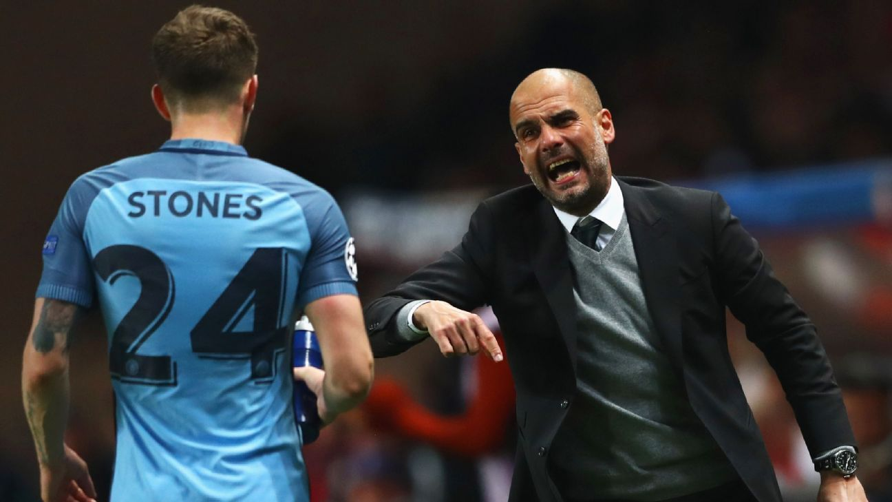 Pep Guardiola says 'exceptional is my career' about Man City expectations
