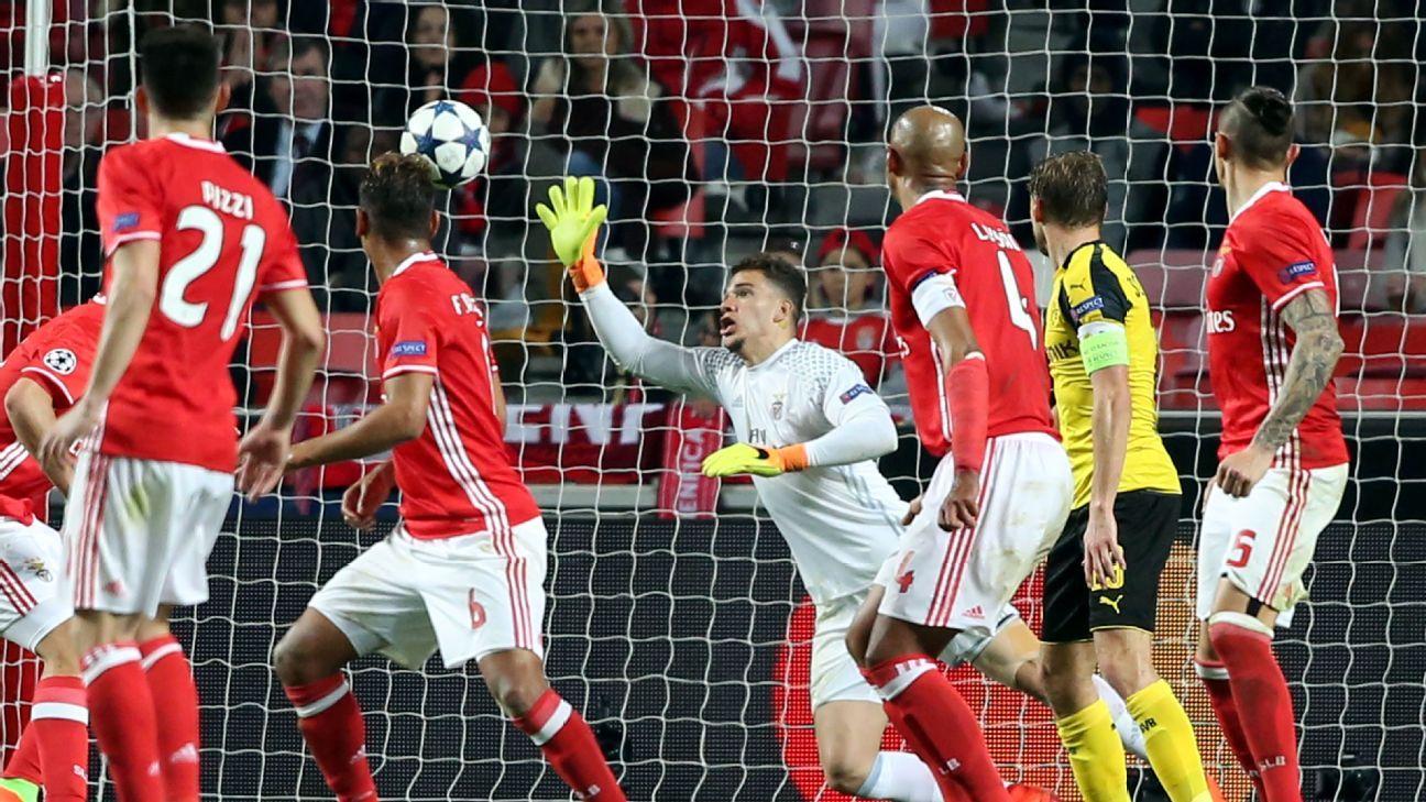 Manchester City near deal for Benfica goalkeeper Ederson - sources