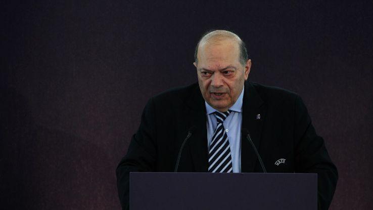 Marios Lefkaritis UEFA