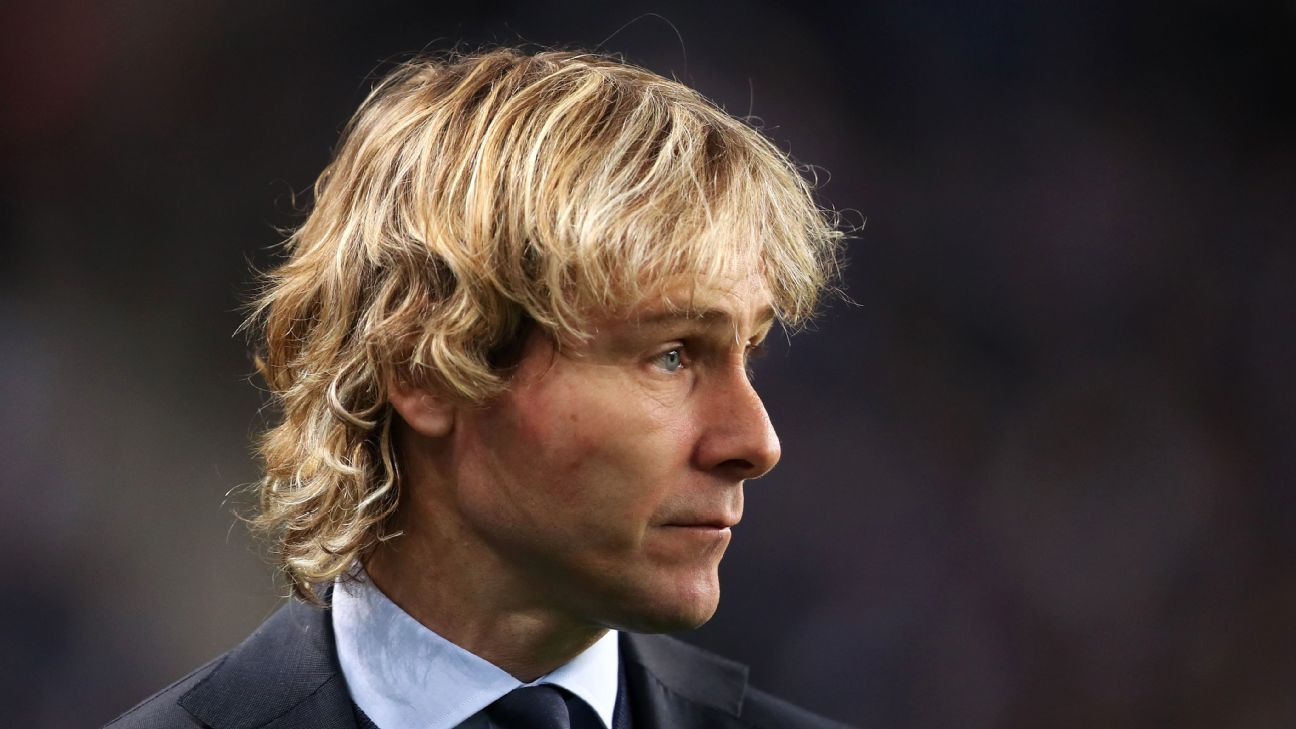 Pavel Nedved was a runner-up in the Champions League with Juventus in 2003.