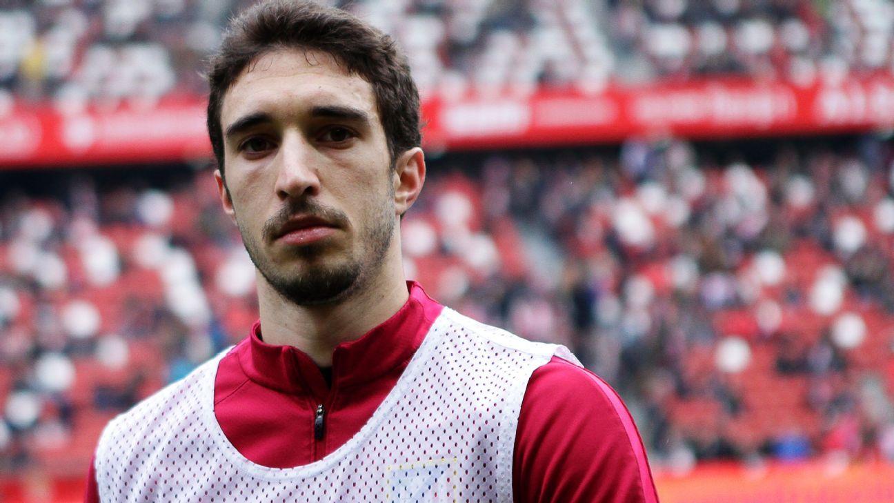 Atletico Madrid defender Sime Vrsaljko