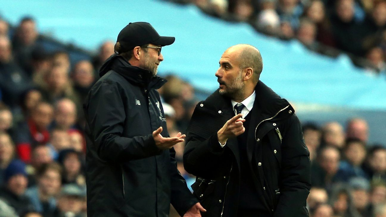 When Pep Guardiola and Jurgen Klopp's teams met on Sunday, they revealed the blueprint to defeat one another.