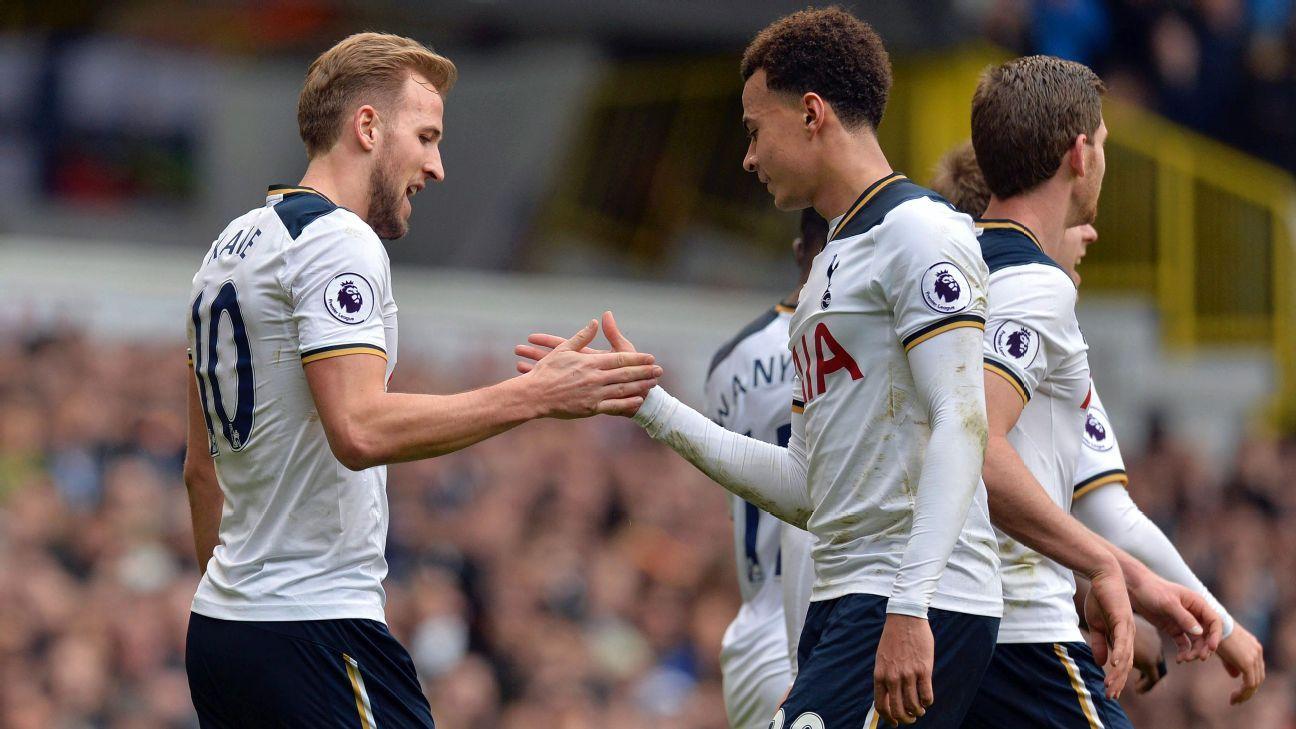 Harry Kane, Dele Alli lead list of Tottenham's 15 most important players