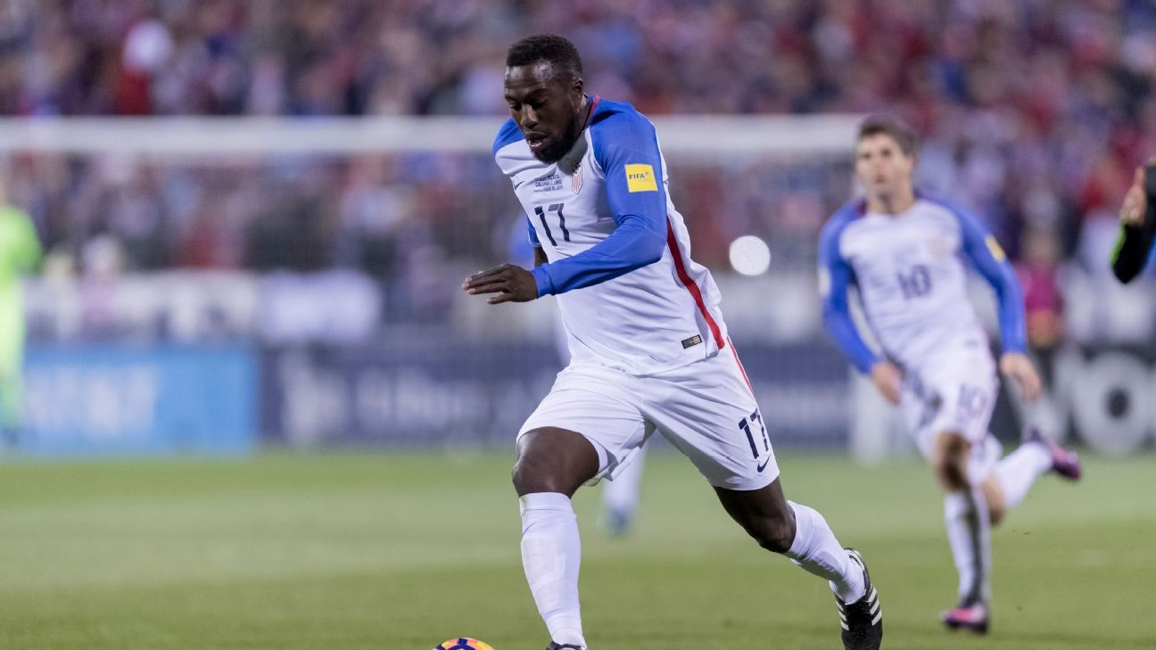 Jozy Altidore will lead the line, but who should join him on the pitch when the U.S. takes on Honduras?