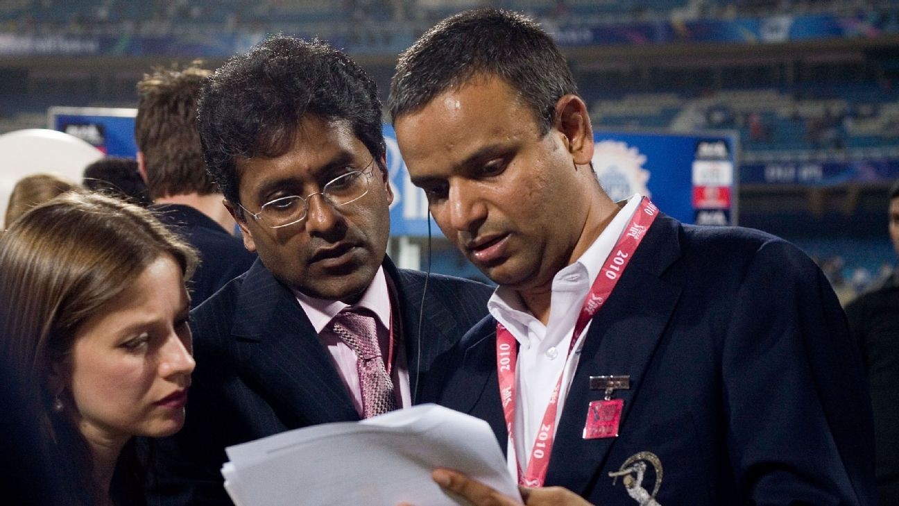 Sundar Raman served as the IPL's chief operating officer before stepping down in November 2015.