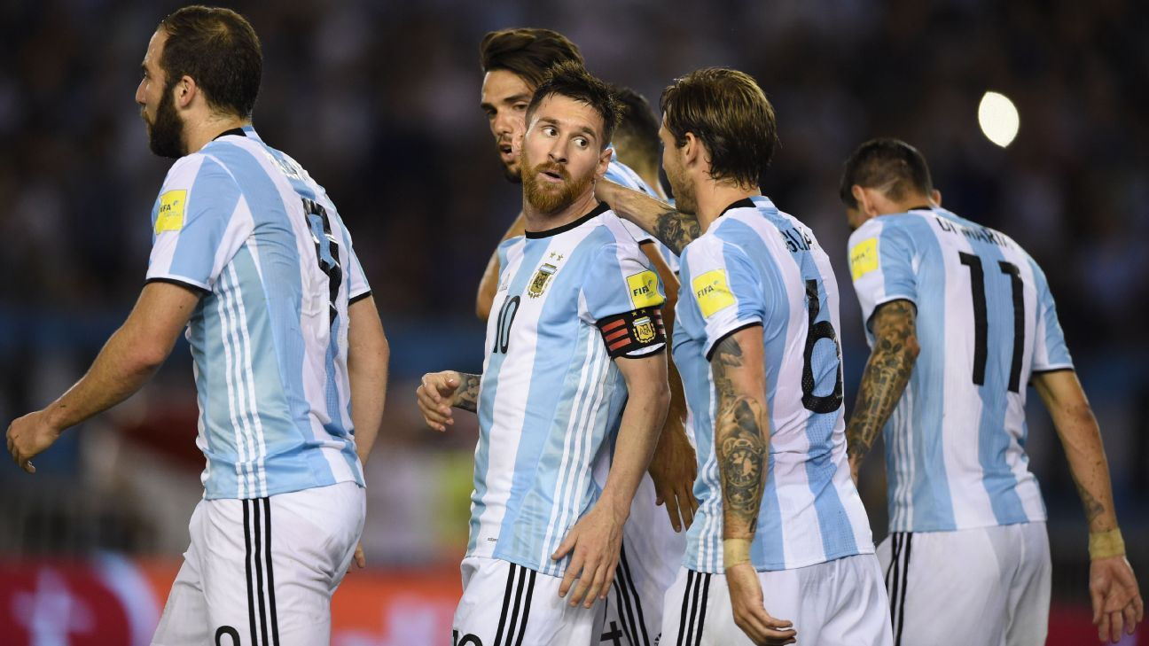 FIFA hands Lionel Messi four-match ban for insults in WCQ vs. Chile