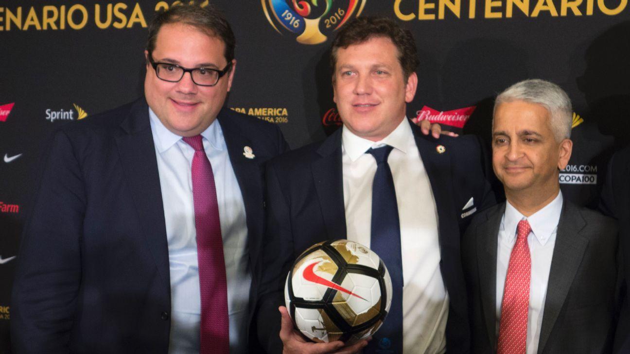 CONCACAF Montagliani