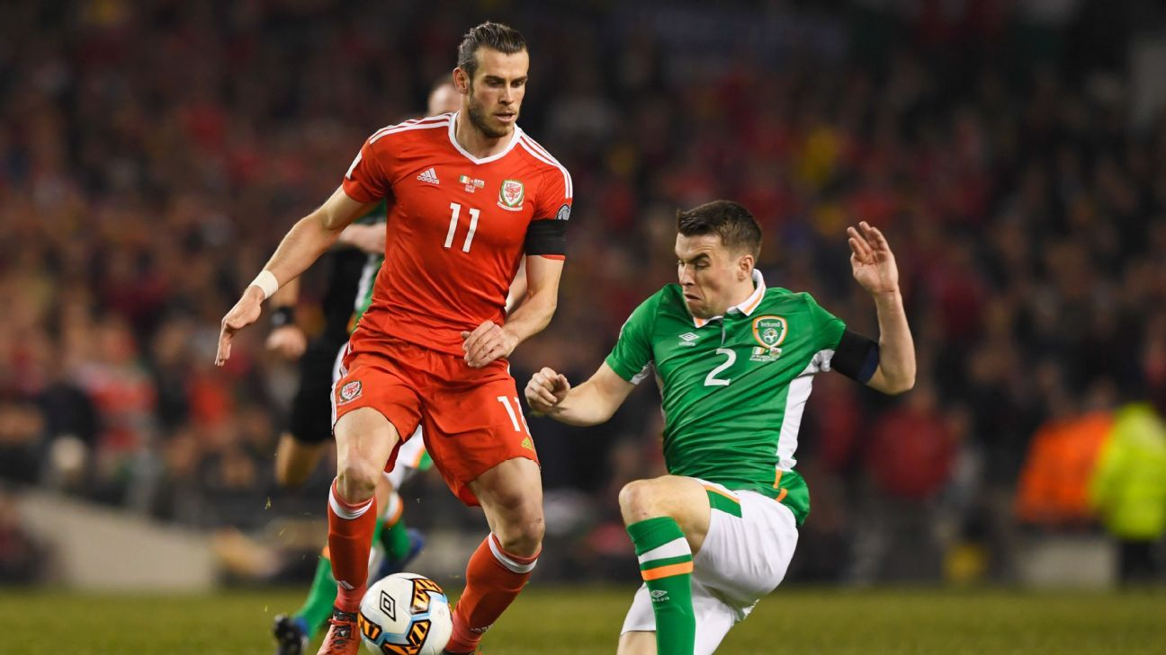 Gareth Bale could not spark Wales to a win on Friday.