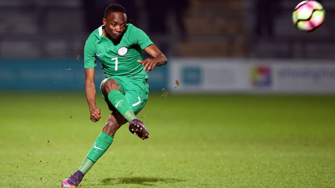 Nigeria Youngsters Prove Their Worth In Draw With Senegal As Rohr Snubs Musa