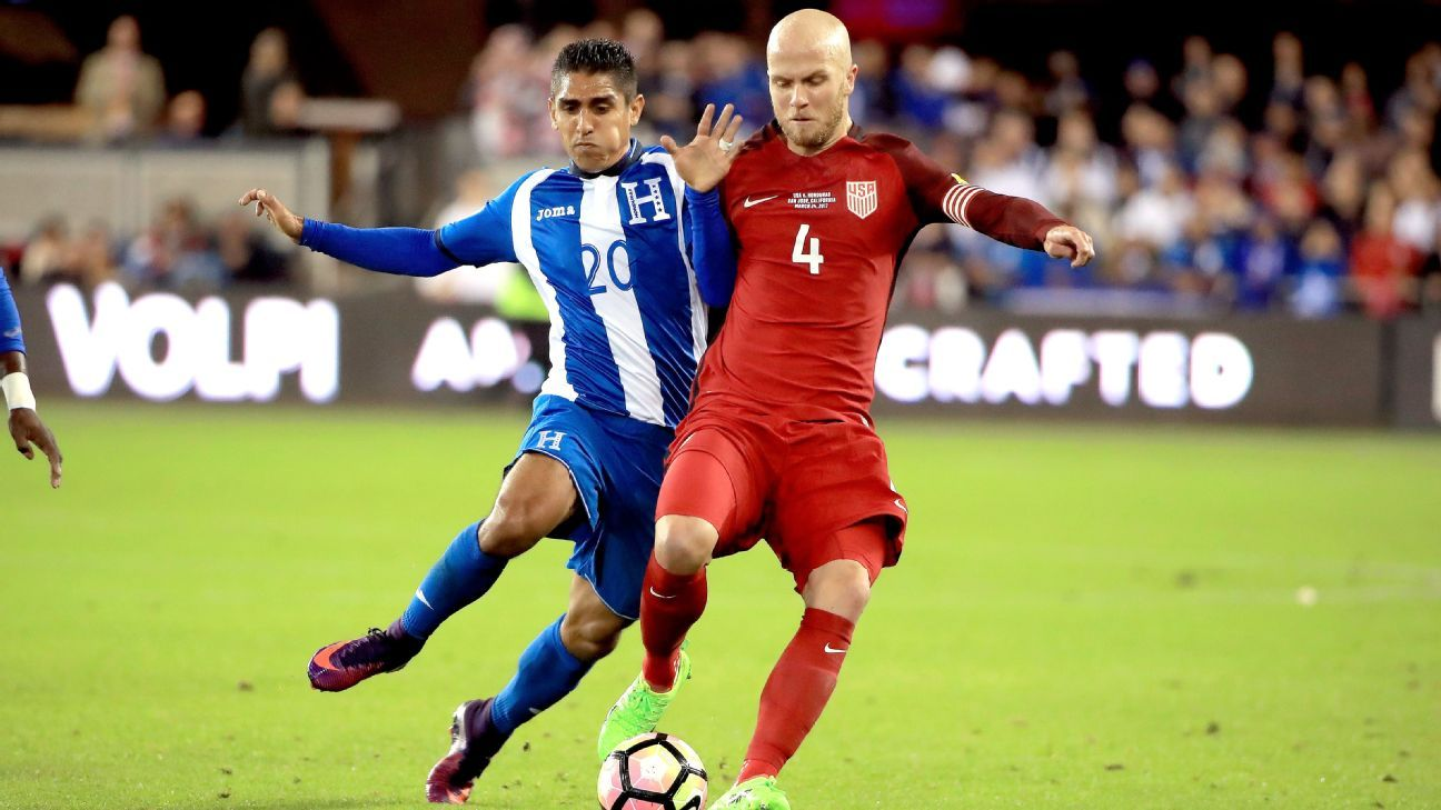 Michael Bradley is a virtual lock to start in the midfield, but who will join him when the USMNT takes on Trinidad & Tobago and Mexico?