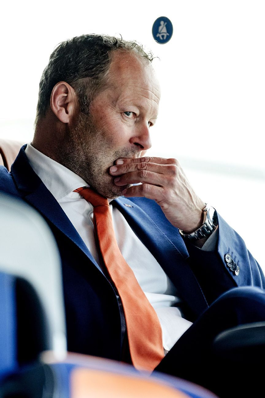 Danny Blind sacked 170326