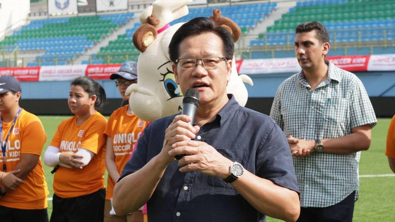 Lim Kia Tong