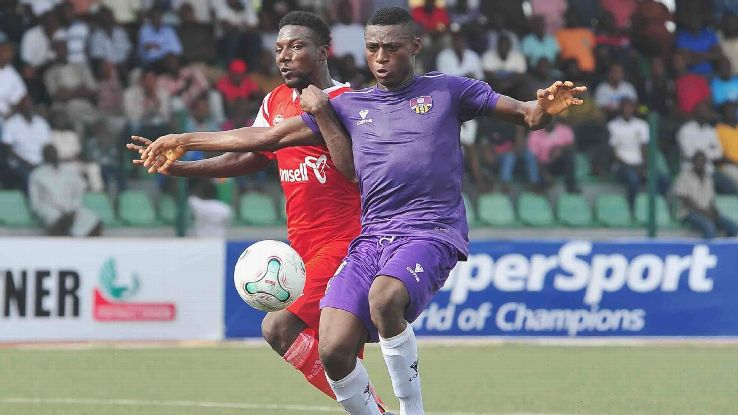 MFM striker Stephen Odey.