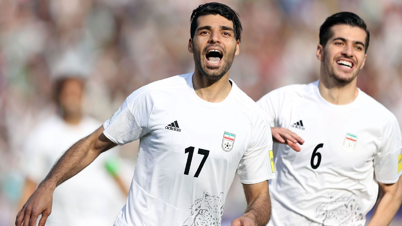 Iran, Japan and South Korea victorious in AFC World Cup qualifiers