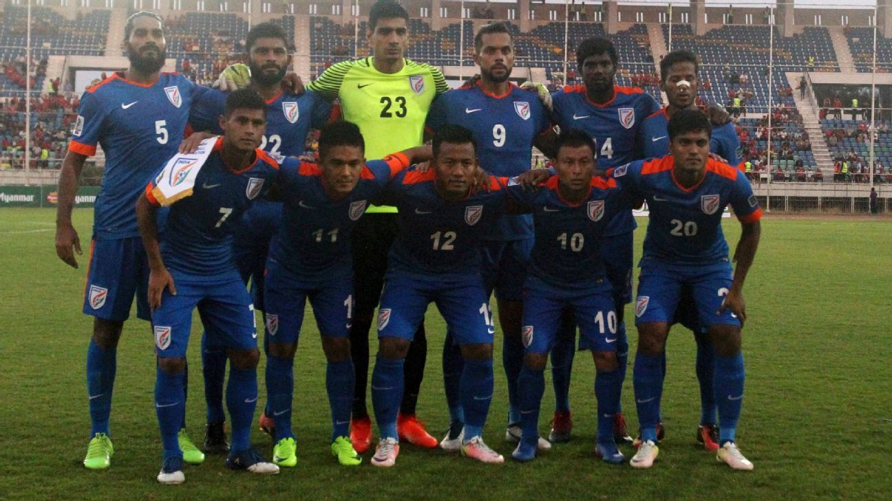 The friendly against Lebanon was intended to serve as preparation for the Indian team's AFC Asian Cup qualifying campaign.
