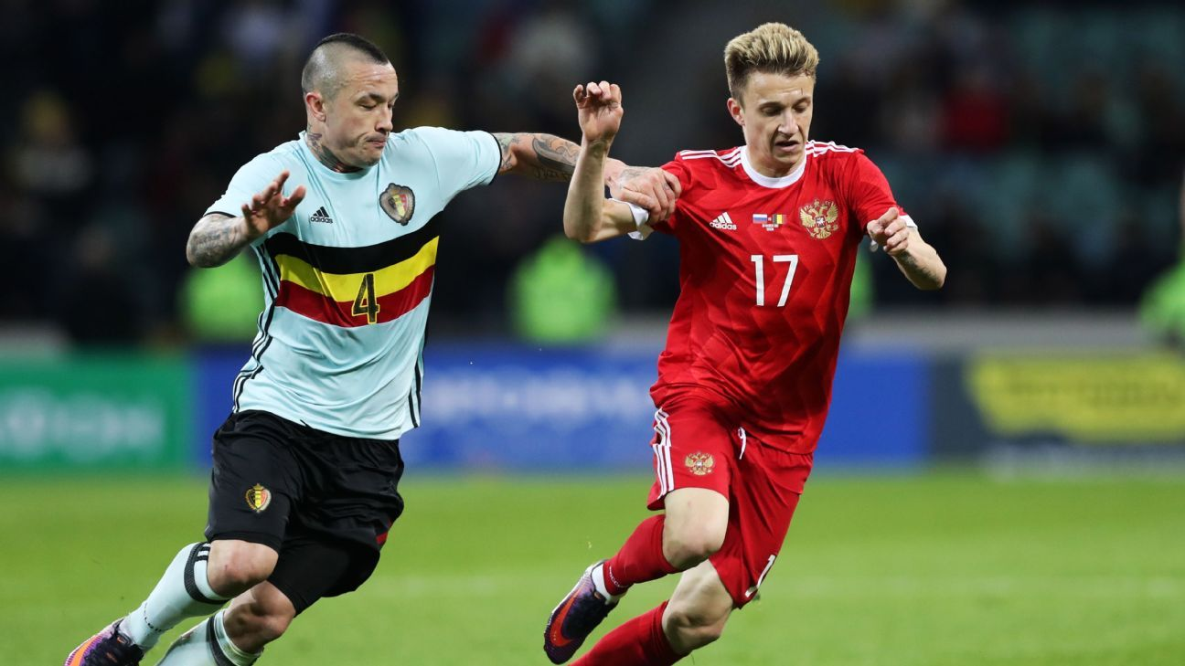 Alexander Golovin and Russia fought back to earn a draw against Belgium.