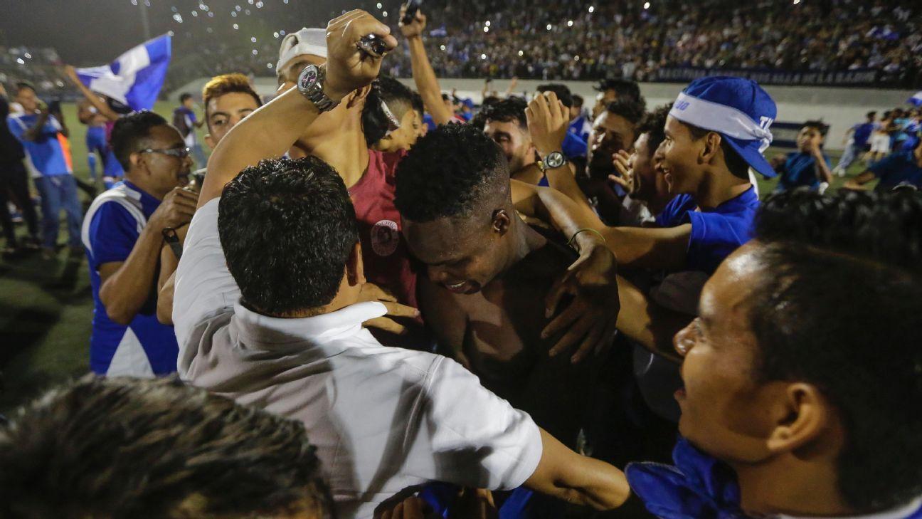 Nicaragua celeb 20170328