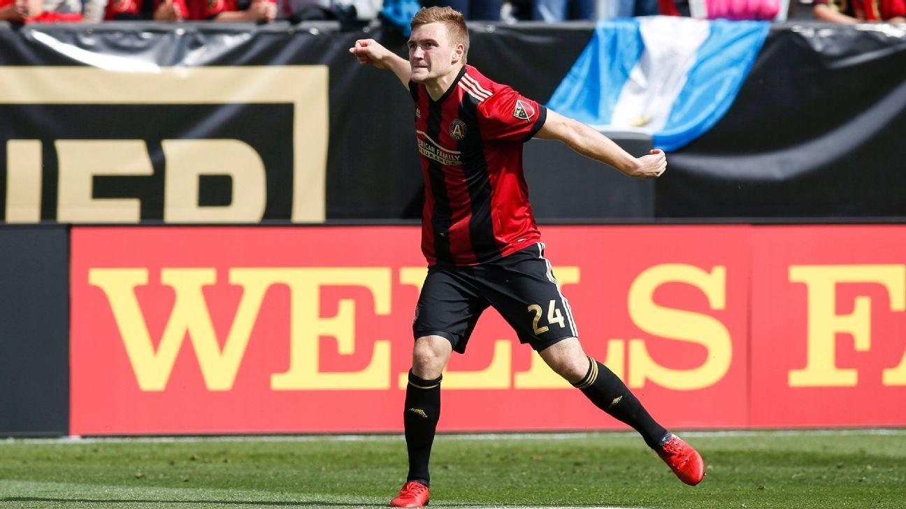 Atlanta's Julian Gressel beats out Abu Danladi for MLS rookie of the year