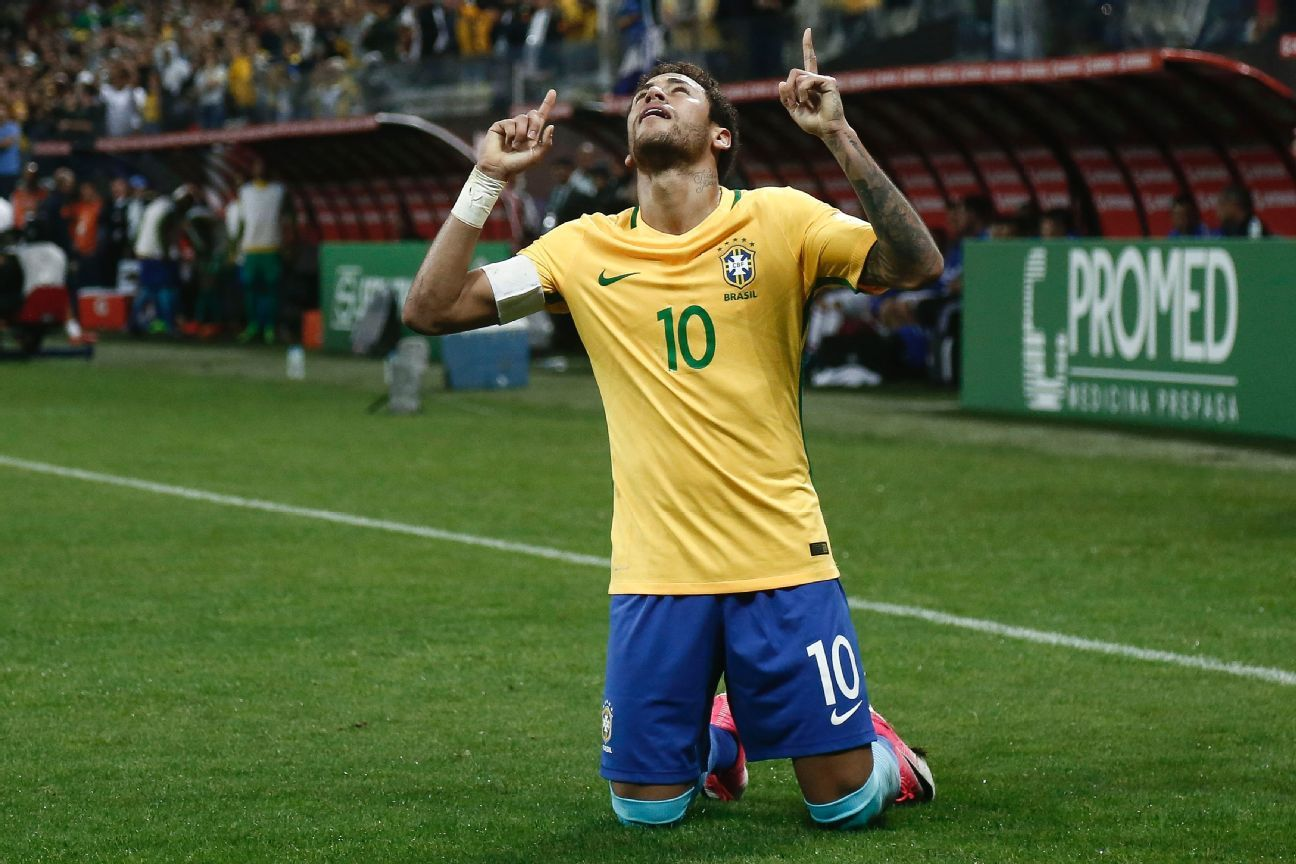 brazil qualify for russia 2018 why selecao and relaxed