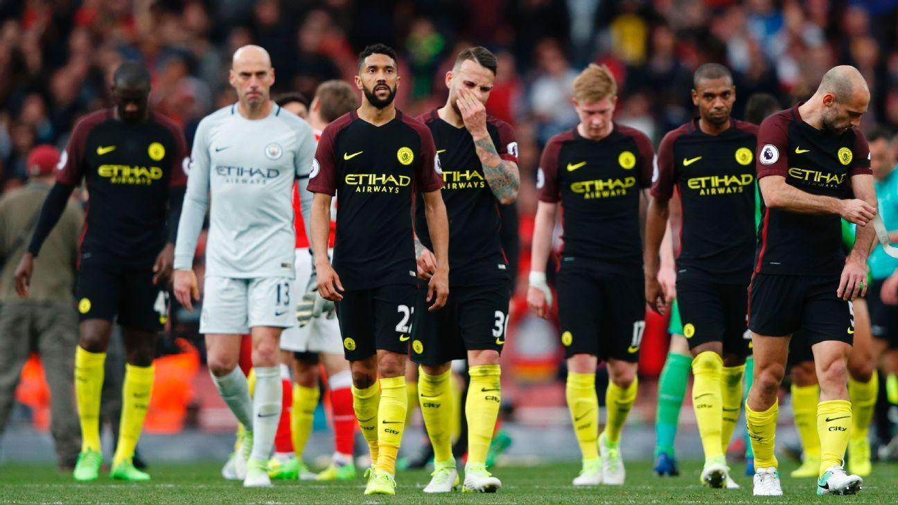 Manchester City woe