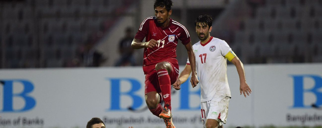 Sohel Rana of Dhaka Abahani is one of Mohun Bagan's biggest threats in the AFC Cup.