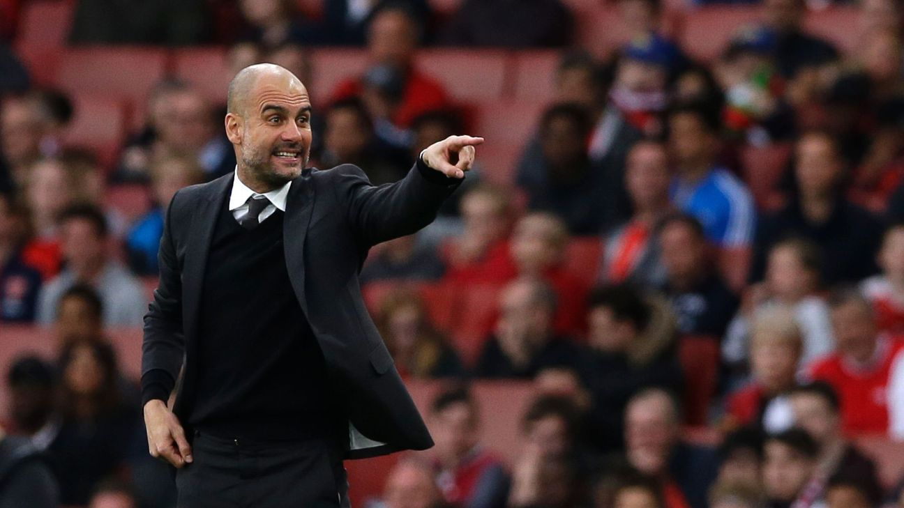 Pep Guardiola's Manchester City are very good, but a major flaw could keep them out of the Champions League.