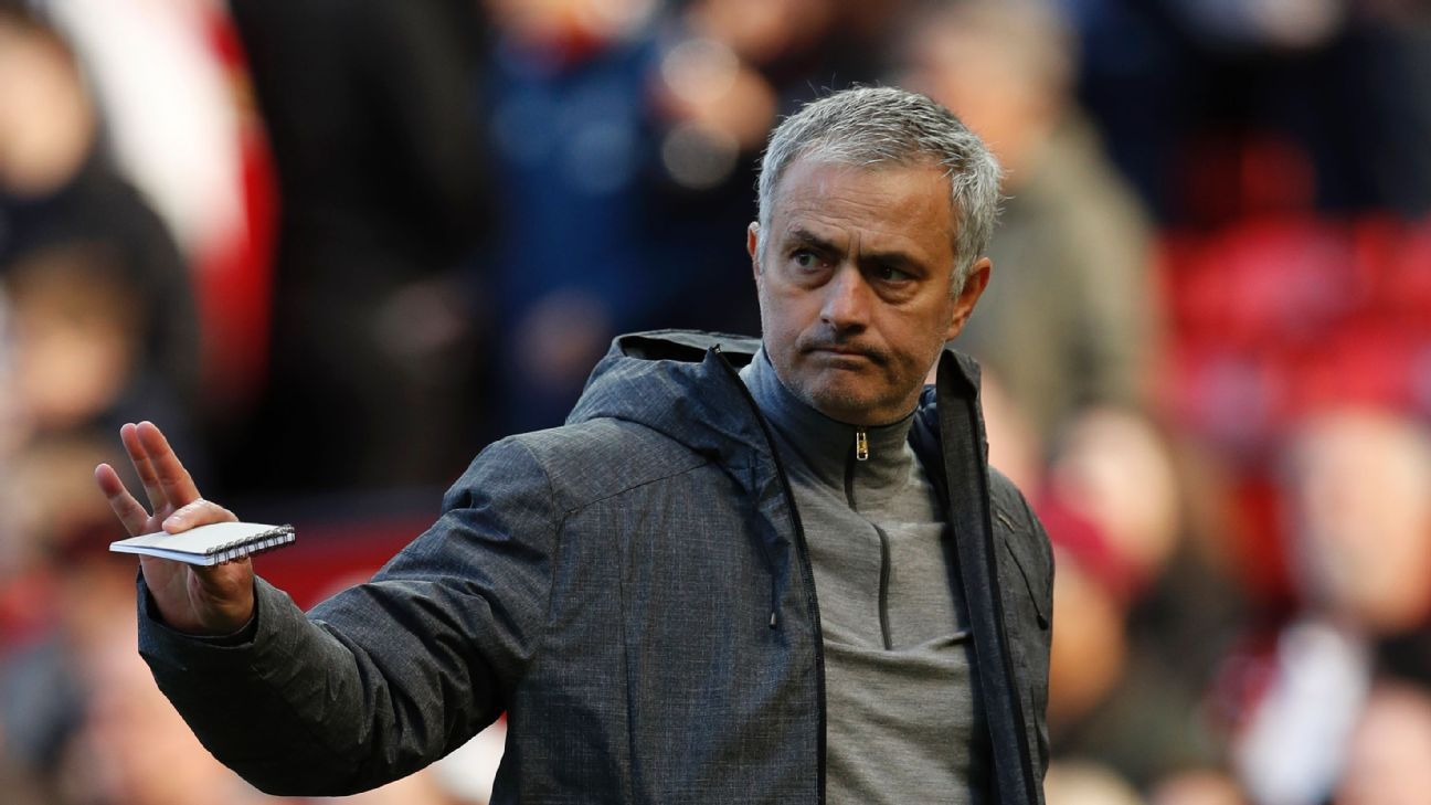 Jose Mourinho's Manchester United may make the Champions League, but not through Premier League placement.
