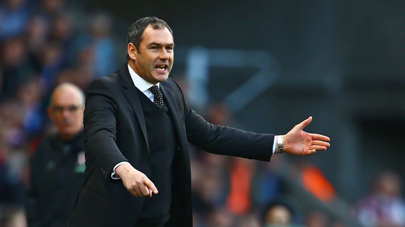 Paul Clement has helped turn around a struggling Swansea City defense, but can the side score enough goals to remain above the drop zone?