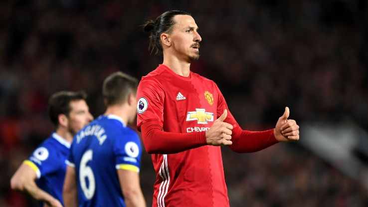 Man United needed Zlatan Ibrahimovic's late penalty to earn a draw.