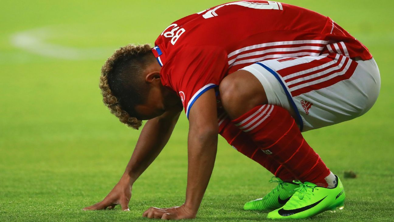 FC Dallas' Michael David Barrios