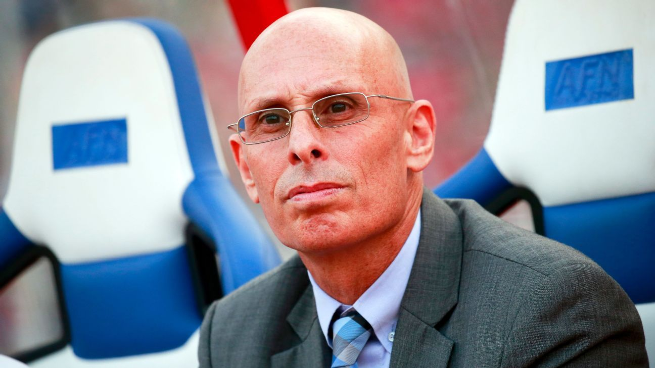 Indian national team head coach Stephen Constantine.